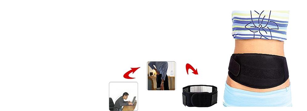 Magnetni pojas za stomak i leđa