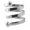 Spiralni prsten za mršavljenje - širi - Rodijum